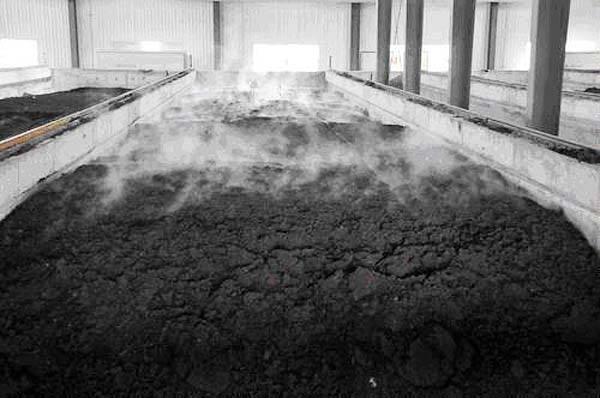 污泥臭气处理工程