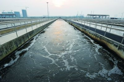 污水臭气处理工程